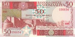 Image #1 of 50 Shilin = 50 Shillings 1986