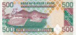 Image #2 of 500 Leones 2003 (1. III.)