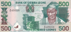 Image #1 of 500 Leones 2003 (1. III.)