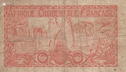 Image #1 of 0.50 Franc ND (1944)