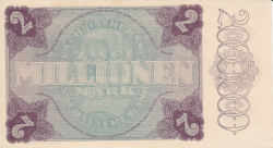 Image #2 of 2 Millionen (2 000 000) Mark 1923 (1. IX.)