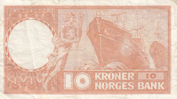 10 Coroane 1973