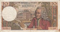 10 Francs 1968 (5. IX.)