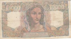 1000 Francs 1949 (3. XI.)