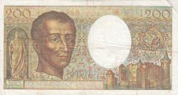 Image #2 of 200 Francs 1983