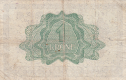 Imaginea #2 a 1 Coroană 1941