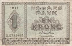 Imaginea #1 a 1 Coroană 1941