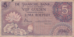 Image #1 of 5 Gulden 1946