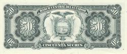 Imaginea #2 a 50 Sucres 1988 (22. XI.) - Serie UA