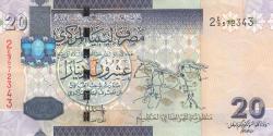 Imaginea #1 a 20 Dinari ND (2009)