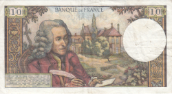 Imaginea #2 a 10 Franci 1971 (2. IX.)