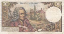 Imaginea #2 a 10 Franci 1973 (6. XII.)