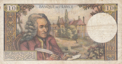 Imaginea #2 a 10 Franci 1973 (8. XI.)