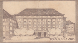 Image #2 of 1 Million (1 000 000) Mark 1923 (13. VIII.)