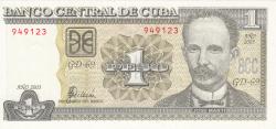 Imaginea #1 a 1 Peso 2003