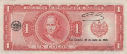 1 Colón 1979 (3. V.)