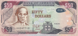 50 Dolari 2013 (1. VI.)