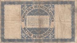 2,50 Gulden 1938 (1. X.)