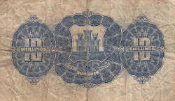 Image #2 of 10 Shillings 1942 (1. VI.)