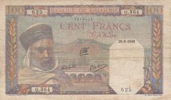 Image #1 of 100 Francs 1940 (28. IX.)