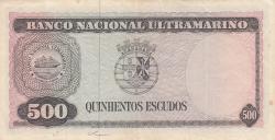 500 Escudos 1963 (25. IV.)