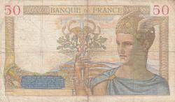 Imaginea #2 a 50 Franci 1938 (28. IV.)