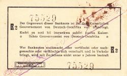 Image #2 of 1 Rupie 1916 (1. II.) - R2