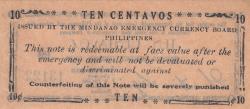 Imaginea #2 a 10 Centavos 1943