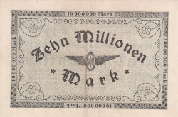 Image #2 of 10 Millionen (10 000 000) Mark 1923 (2. IX.)