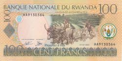 Imaginea #1 a 100 Francs 2003 (1. V.)
