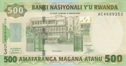 Imaginea #1 a 500 Francs 2004 (1. VII.)