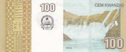 100 Kwanzas 2012 (X) - 2
