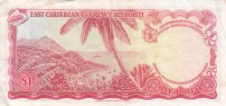 1 Dollar ND (1965) - 2