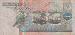 Image #2 of 1000 Gulden 1993 (1. VII.)