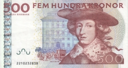 Image #1 of 500 Kronor 2012