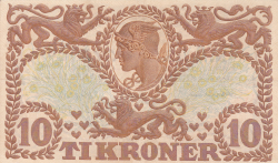 Imaginea #2 a 10 Kroner 1942 - Serie S