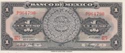 Image #1 of 1 Peso 1967 (10. V.) - Serie BCY