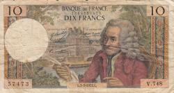 Imaginea #1 a 10 Franci 1972 (3. II.)