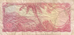 Image #2 of 1 Dollar ND (1965) - 2