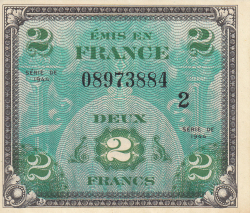 Image #1 of 2 Francs 1944