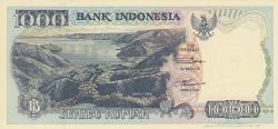 Imaginea #1 a 1000 Rupiah 1992/1997