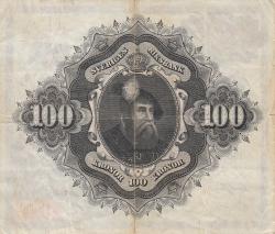 Imaginea #2 a 100 Coroane 1963 - 1