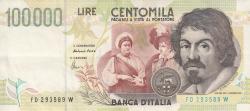 Image #1 of 100,000 Lire L.1994