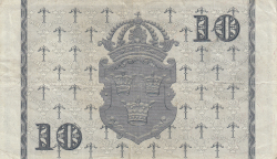 Image #2 of 10 Kronor 1954 - 2