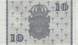 Image #2 of 10 Kronor 1962 - 1
