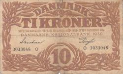 Imaginea #1 a 10 Coroane 1939 - Serie O (1)
