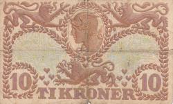 Imaginea #2 a 10 Coroane 1939 - Serie O (1)