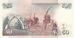 Imaginea #2 a 50 Shillings 1999 (1. VII.)