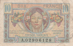 Image #1 of 10 Francs ND (1947)