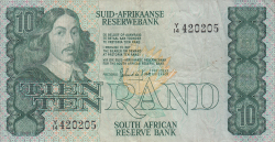 Imaginea #1 a 10 Rand ND (1982-1985)